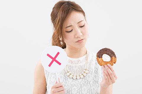 好きなだけ食べた結果「糖尿病」に・・・
