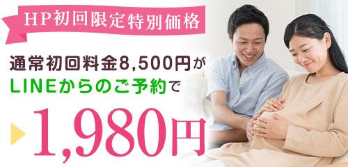 妊活子宝整体HP初回限定特別価格:2,980円